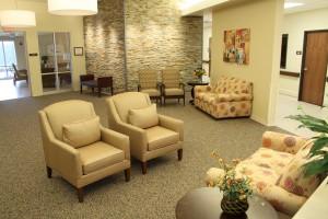 Presidents Lounge
