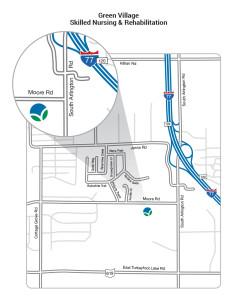 GreenVillage-Map